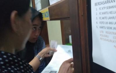 Pemohon SKCK di Polres Bogor Meningkat
