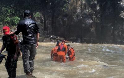 Satu Korban Banjir Bandang Curug Malela Ditemukan Tewas