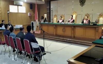 Terdakwa Pencurian Onderdil PTDI Divonis Penjara 10 Bulan - 2,5 Tahun