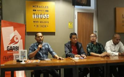 Garbi Depok Protes Balihonya Dicopot