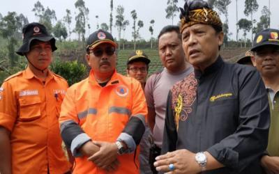 Cegah Banjir, Pemkab Bandung akan Terbitkan Perbup Tentang Pola Tanam