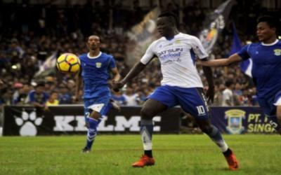 Tinggalkan Persib, Eze Berlabuh ke Bhayangkara FC