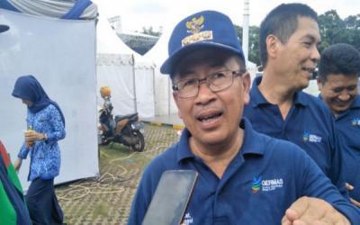 Jembatan Cibalagung Ambruk, Bupati Cianjur Minta Kontraktor Bertanggung Jawab