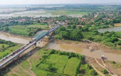 Jembatan Terpanjang Karawang-Bekasi Resmi Digunakan