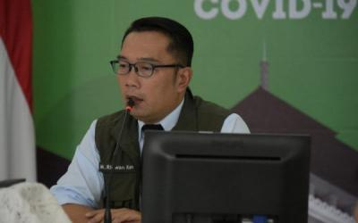 Gubernur Jabar: Persiapan PSBB Provinsi Sudah 100 Persen