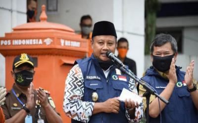PSBB Provinsi Jabar Tak Akan Diperpanjang