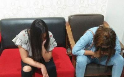 Polres Cianjur Amankan PSK dan Muncikari Saat PSBB Parsial