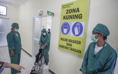 Pusat Isolasi ODP-PDP Kecamatan Kemang Bogor Kekurangan Tenaga Medis