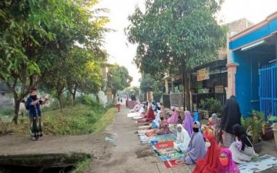 Bupati Bandung Wajibkan Standar Kesehatan Selama Idulfitri 1441 H
