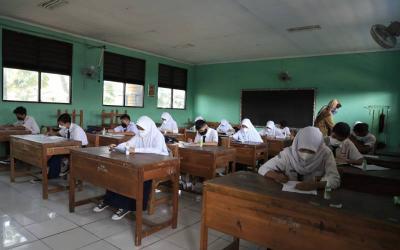 Gelar PTM Bertahap, Pemkot Tangerang Wajibkan Rekomendasi Camat