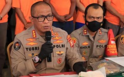 Polda Tetapkan 3 Tersangka Baru Kebakaran Lapas Tangerang