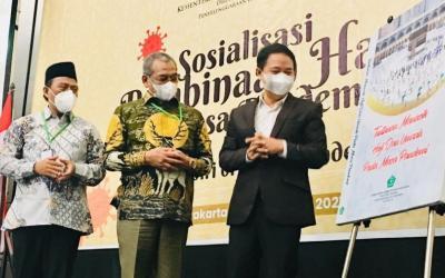 Buku Manasik Haji dan Umrah Masa Pandemi Diterbitkan