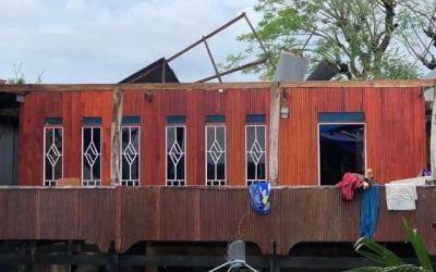 191 Rumah Rusak Diterpa Puting Beliung di Wajo Sulsel