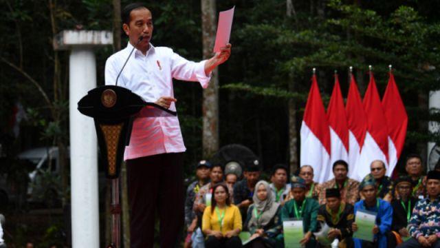 Jokowi Presiden, wajar disambut massa