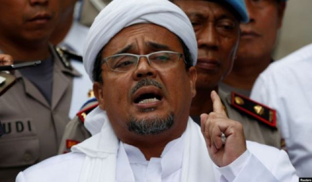 Tindak tegas penyebar provokasi terkait Habib Rizieq Shihab