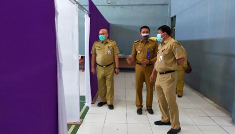Barak Singgah Covid-19 Kecamatan Cisauk Segera Beroperasi